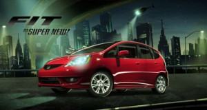 Honda Fit is Go! : Image