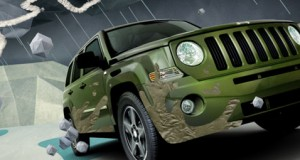 Jeep Patriot: International Web Campaign : Image