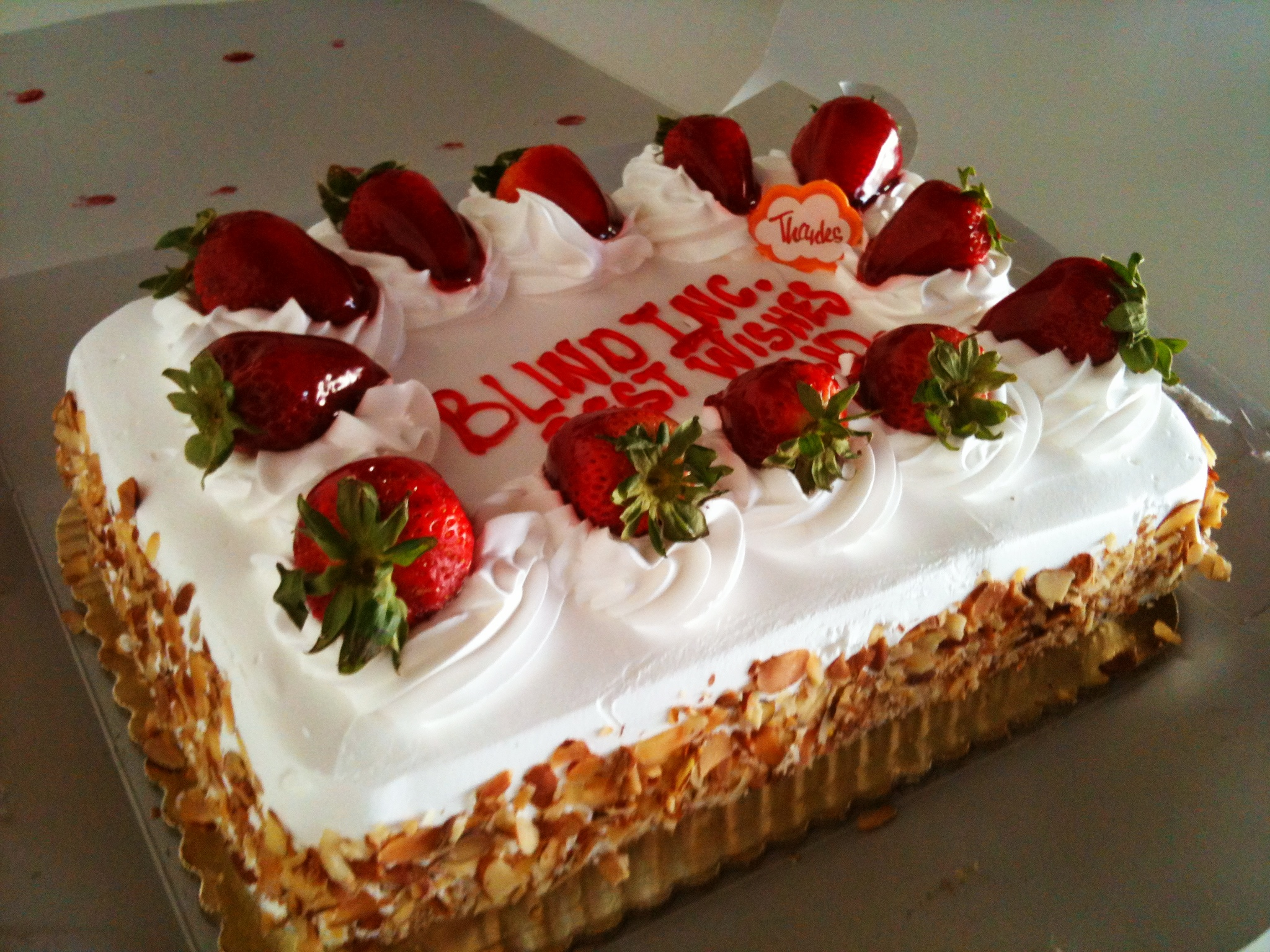 Last Day Tres Leches Cake from Sid : Image