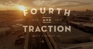 4th and Traction at LA Arts District : Image